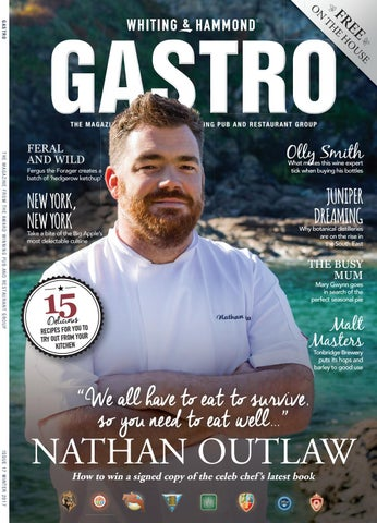 Gastro Autumn 17 By One Media Issuu