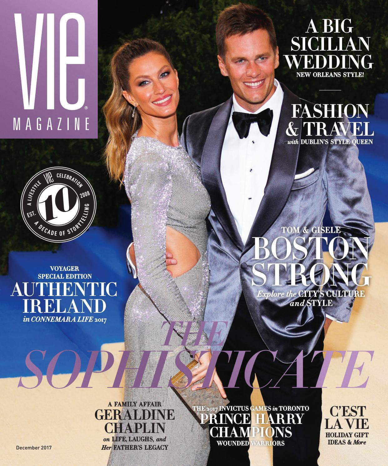 VIE Magazine December 2017 by  the idea boutique ® - issuu bc45a03783c50