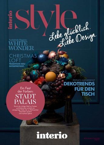 Weihnachtskatalog By Interio Issuu