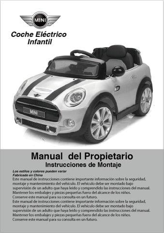 Manual de usuario mini.