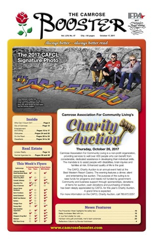 October 17 2017 camrose booster by the camrose booster issuu page 1 publicscrutiny Image collections