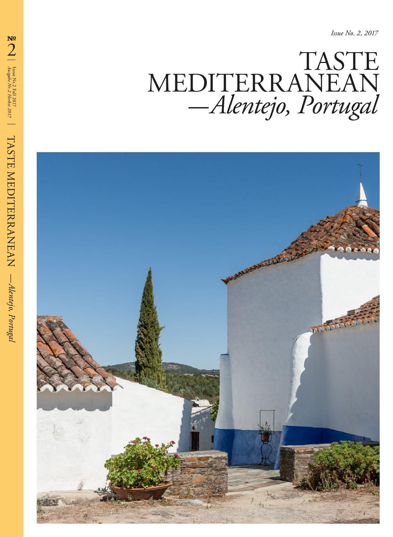 Taste Mediterranean - Alentejo, Portugal issue 2 by Taste ...