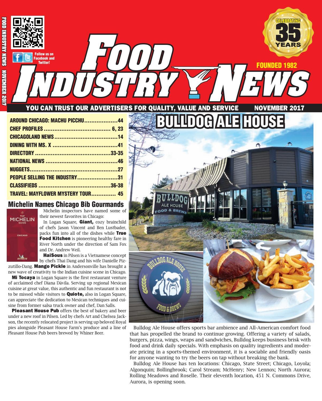 FIN November 2017 web edition by FoodIndustryNews issuu