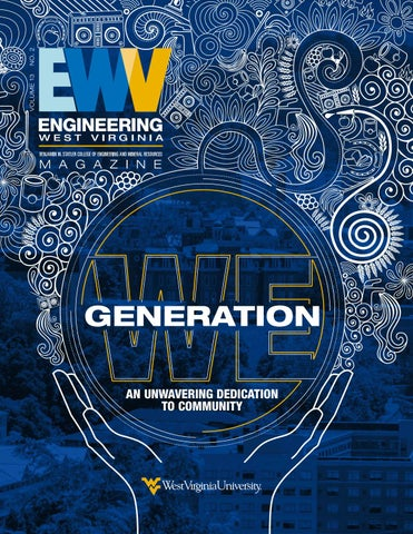 super popular d3982 894b4 Engineeringwv Fall 2017 Magazine and Annual Report by WVU Statler ...