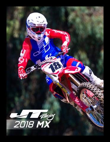 Navy//Neon Yellow ADULT NEW MX Gear-JT Racing USA Flex Hi-Lo Jersey