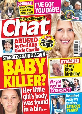 Chat magazine puzzlesandprizes