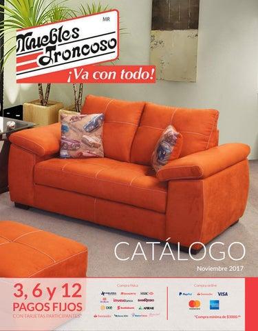 Catalogo muebles troncoso nov by David - issuu
