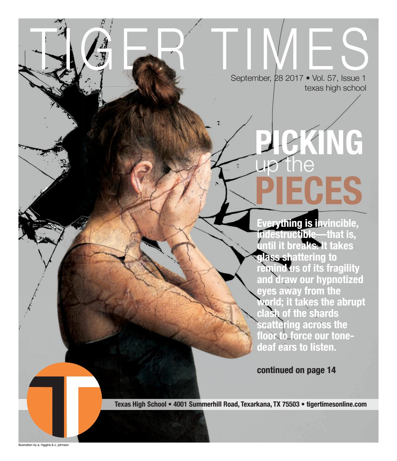 September 2017 Tiger Times by THS Student Media issuu