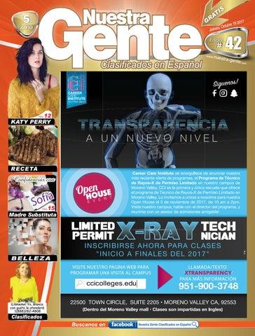 Nuestra Gente 2017 Edicion 42 Zona 5 by Nuestra Gente - issuu