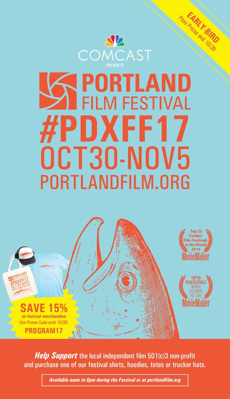 2017 Portland Film Festival Program #PDXFF17 by Portland