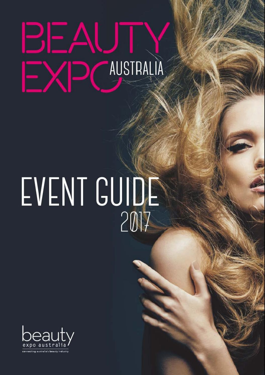 cfe237302cc Beauty Expo Australia Event Guide 2017 by Reed Exhibitions AU - issuu