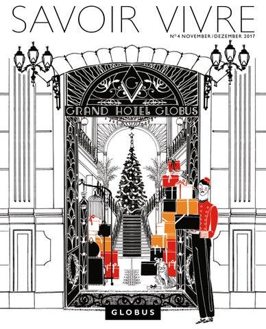 2b39bfe429 Magazin Grand Hotel Globus by Magazine zum Globus - issuu