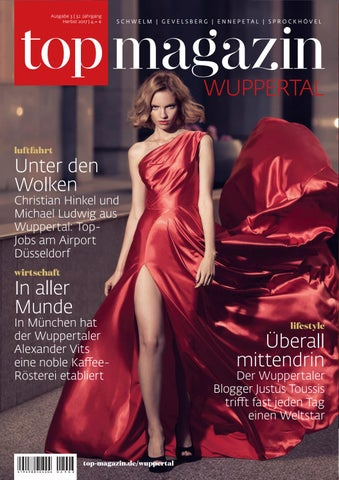 Top Magazin Wuppertal Herbst 2017 by Top Magazin - issuu