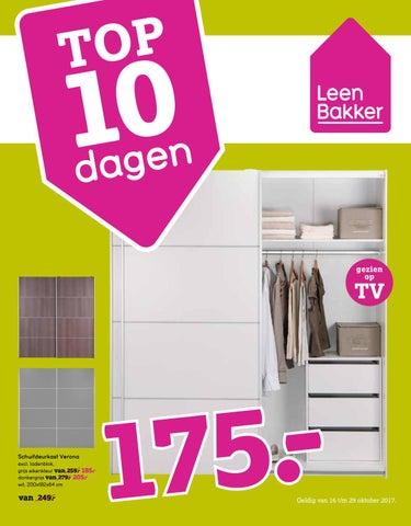 Leen Bakker Nederland Nl Folder Week 42 2017 By