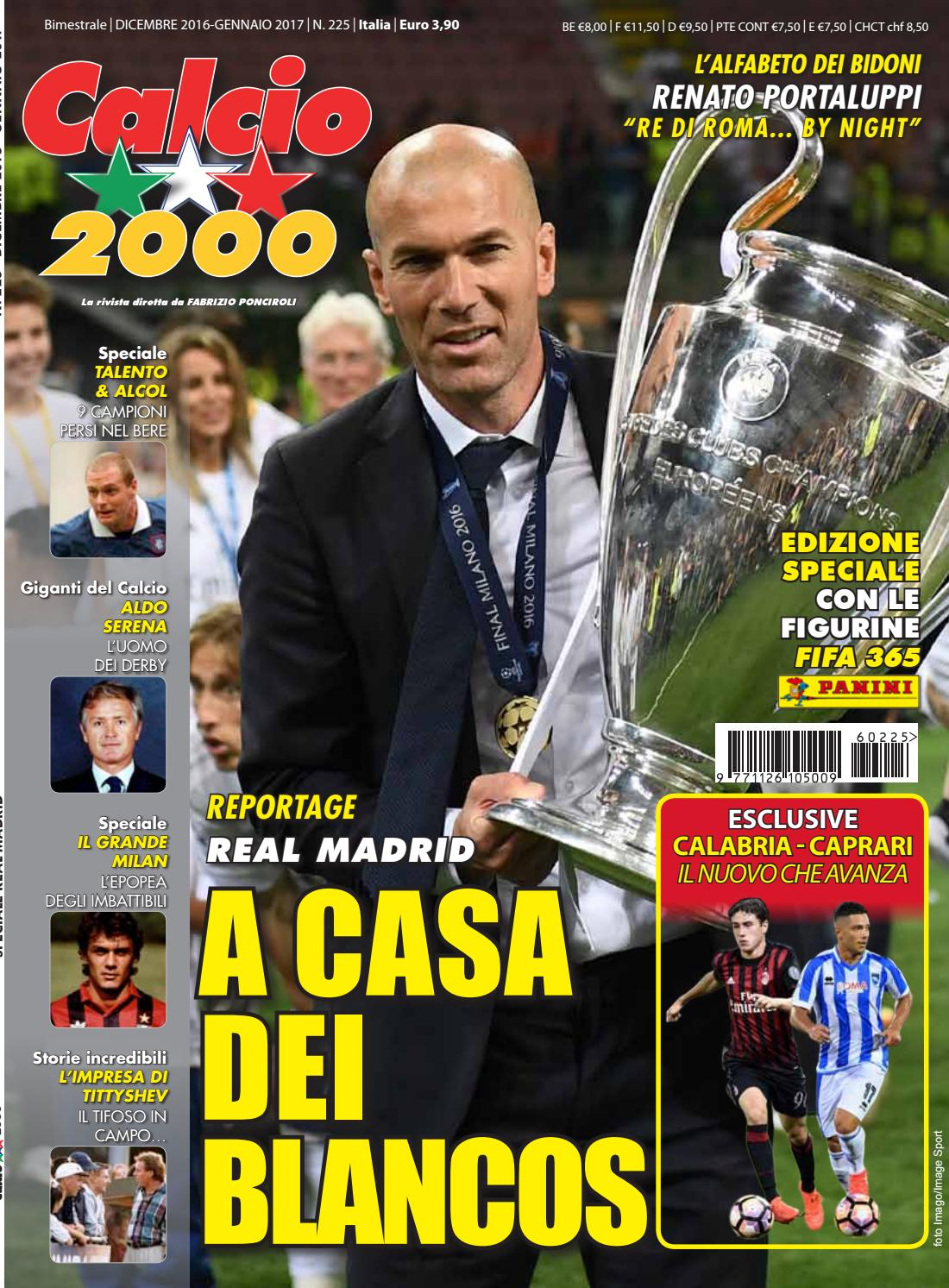 Calcio2000 n.225 by TC C SRL - issuu e89f2fc4d89b