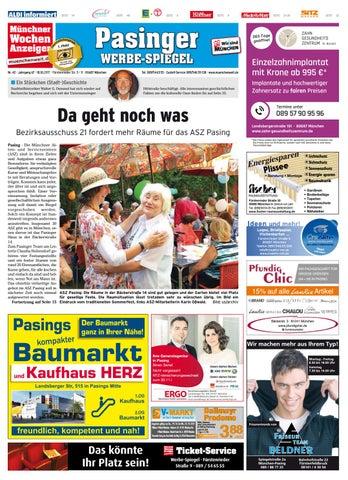 Kw 42 2017 By Wochenanzeiger Medien Gmbh Issuu