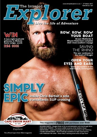 3ad671216 The Intrepid Explorer - Issue 18 by The Intrepid Explorer - issuu