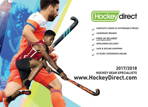 95ebfc10b76e Hockey Direct 2017 18 by leisure7 - issuu