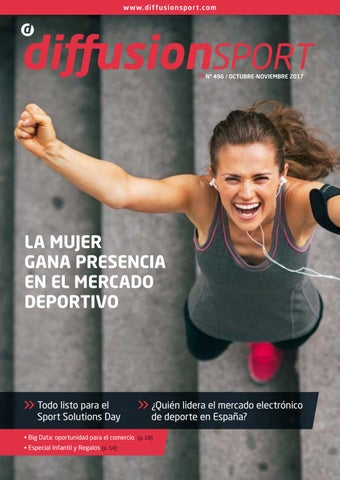 huge discount 70d37 1fe7a Diffusion Sport - 496 by Peldaño - issuu