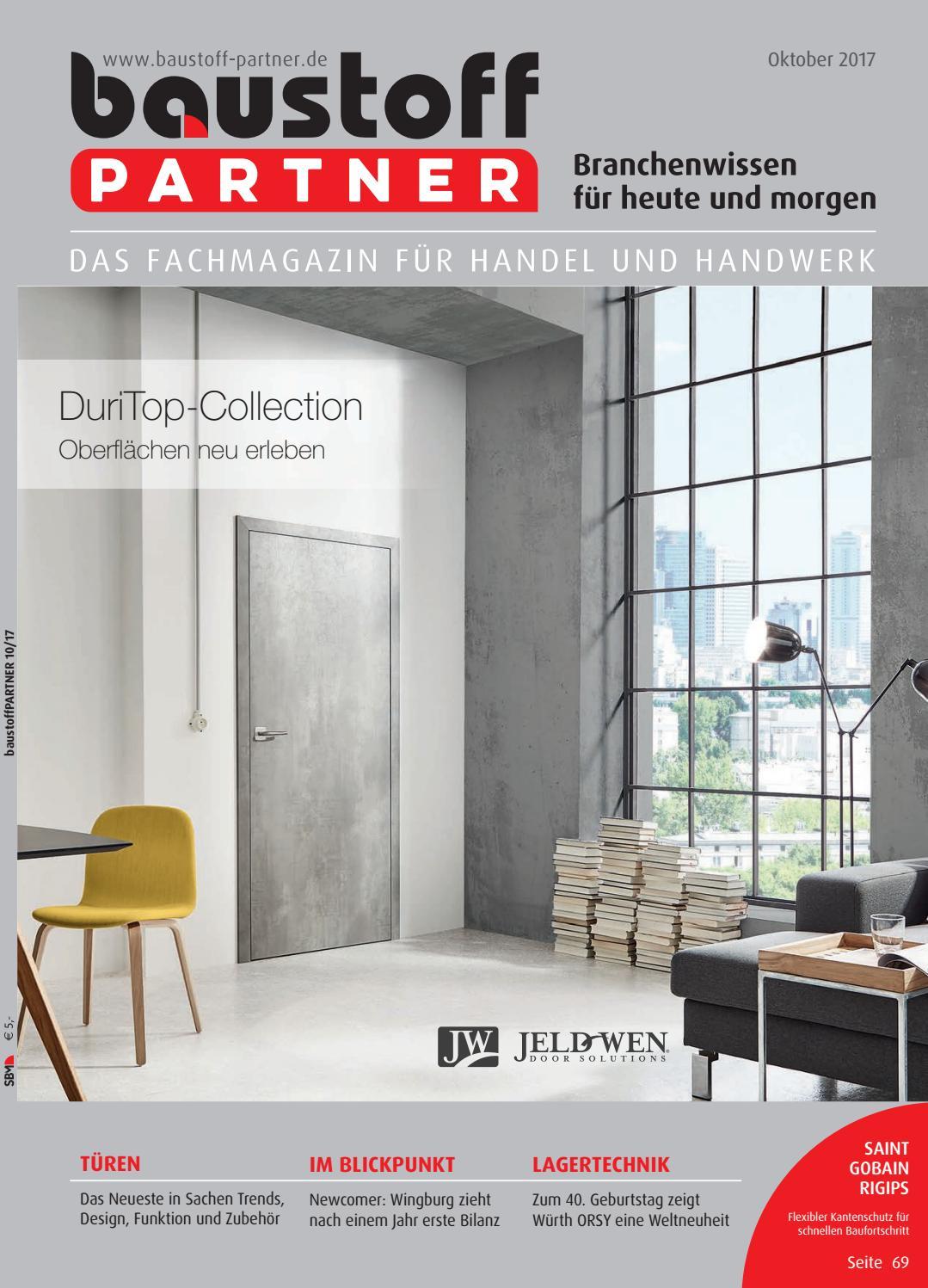 baustoffPARTNER Oktober 2017 by SBM Verlag GmbH - issuu