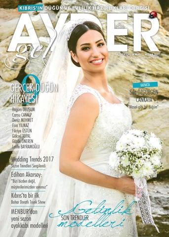 c3a2ce5320ba2 Ayder Gelin Sayı 30 - N.Cyprus Wedding Magazine by ACM I Abrakadabra ...