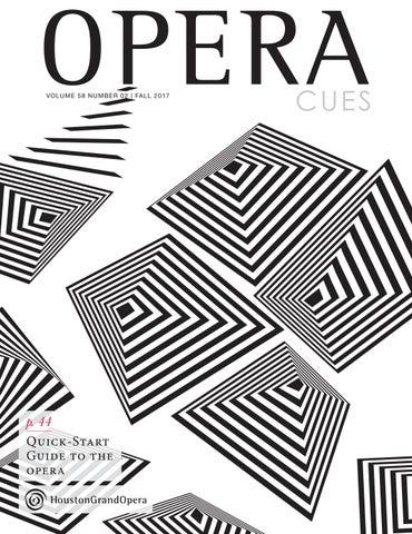 opera cues by digital publisher issuu Musical Resume opera cues