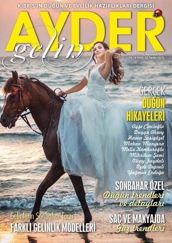Ayder Gelin Sayı 9 - N.Cyprus Wedding Magazine by ACM I