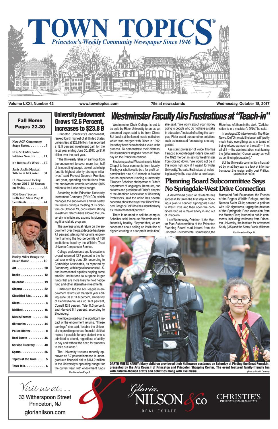 Town Topics Newspaper 9 9 9 by Witherspoon Media Group   issuu