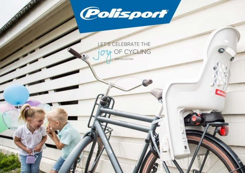 3e5660bd2e0 Polisport Cycle 2018 Catalogue by Polisport Plásticos SA - issuu