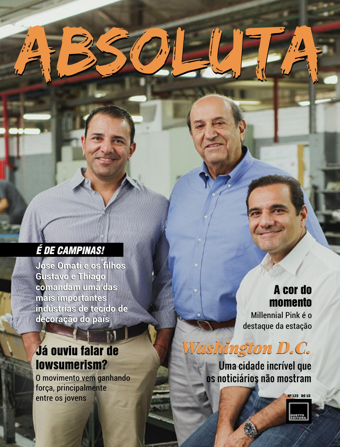 Revista Absoluta 123 by Absoluta - issuu 9d49930cd6
