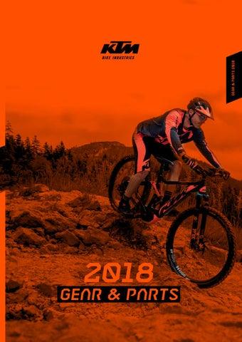 Katalog ktm gear parts 2018 online by ciclibungaro issuu