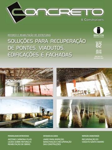 8163632a0 Page 1. & Construções. REFORÇO E REABILITAÇÃO DE ESTRUTURAS. Instituto  Brasileiro do Concreto