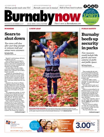 38cc67ee2ca Burnaby Now October 18 2017 by Burnaby Now - issuu