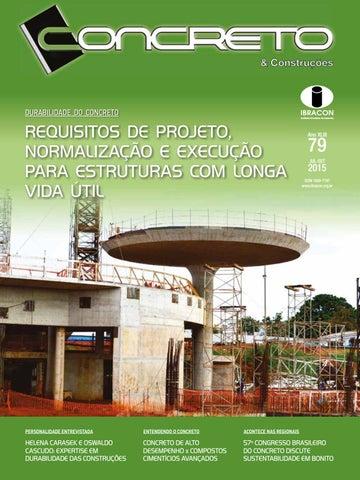 b88801d0e5 Revista Concreto & Construções IBRACON 79 by Gill Pereira - issuu