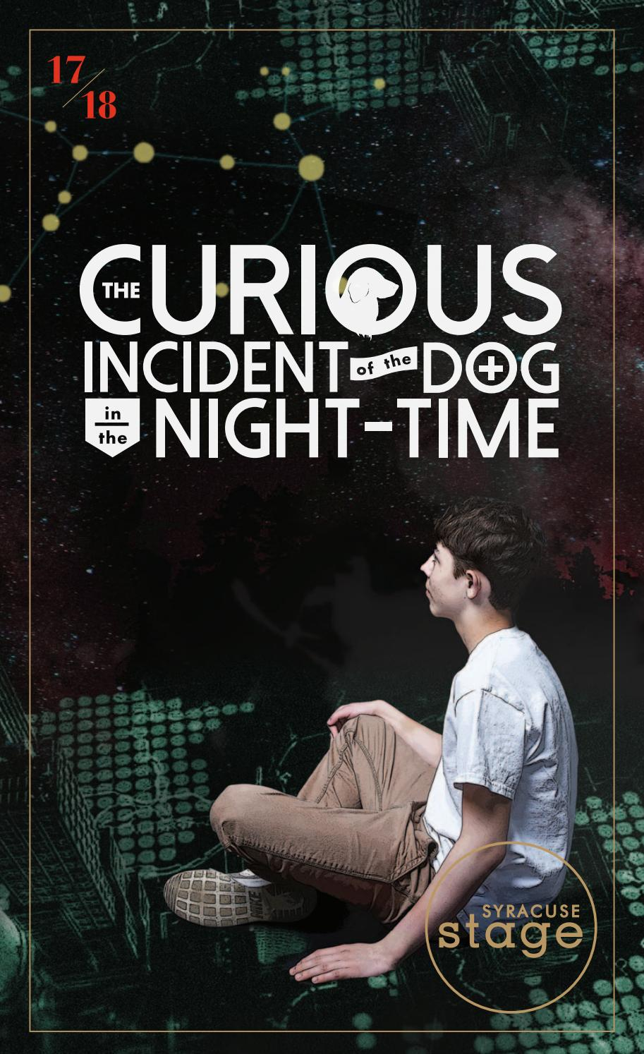 Curious Incident Program By Syracuse Stage Issuu League Volans K 440