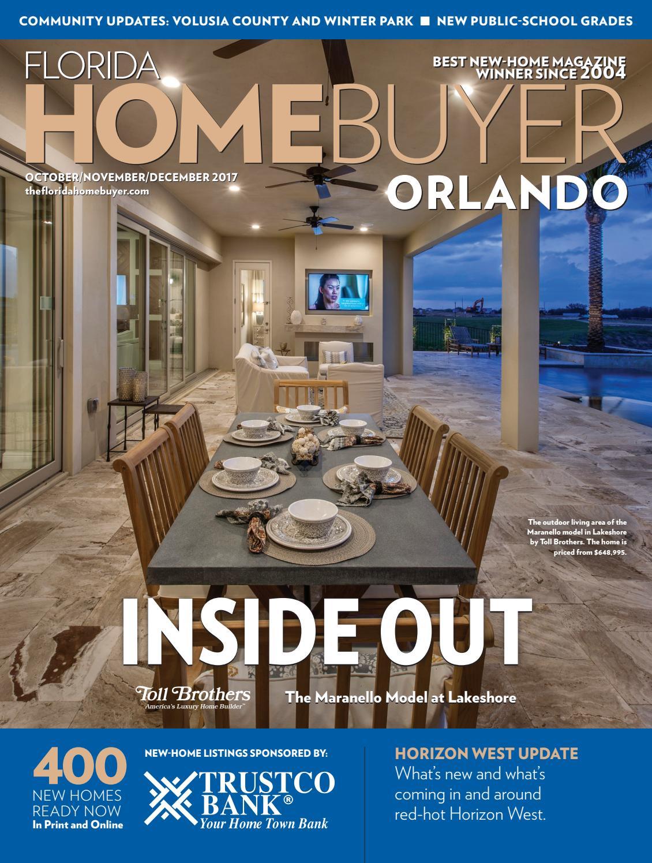 Orlando Homebuyer October/November/December 2017 By Digitalissue   Issuu