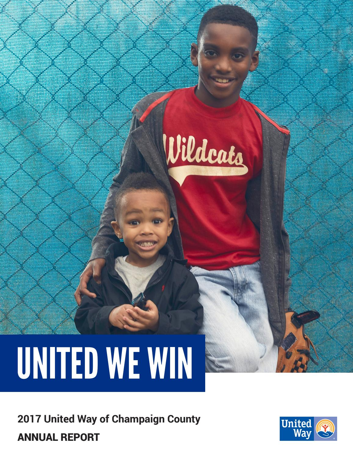 2017 United Way of Champaign County Annual Report by Mary Noel - issuu
