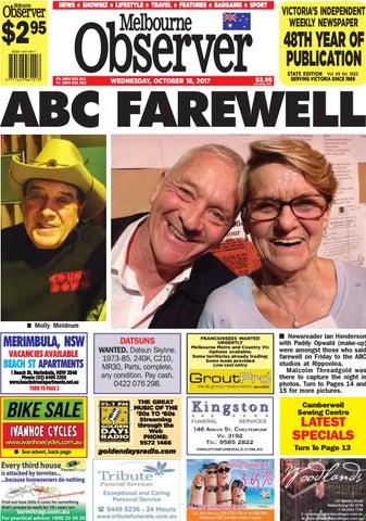 Melbourne observer october 18 2017 by ash long issuu melbourne m4hsunfo