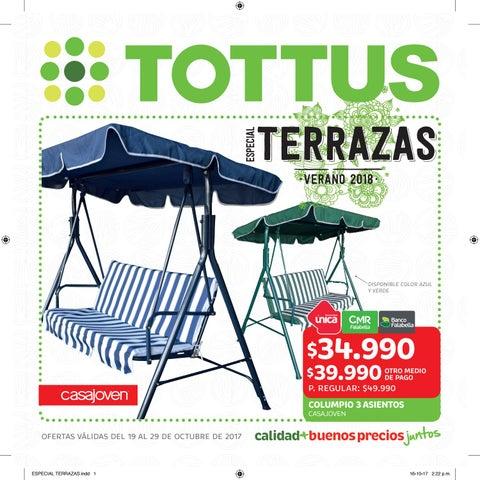 Especial Terrazas Tottus By Tottus Issuu