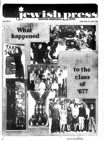 April 2, 1982: Passover Edition by Jewish Press - issuu