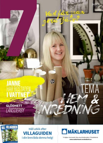 Tidningen 7 nr 42 2010 by 7an Mediapartner - issuu 762cdb30b4806