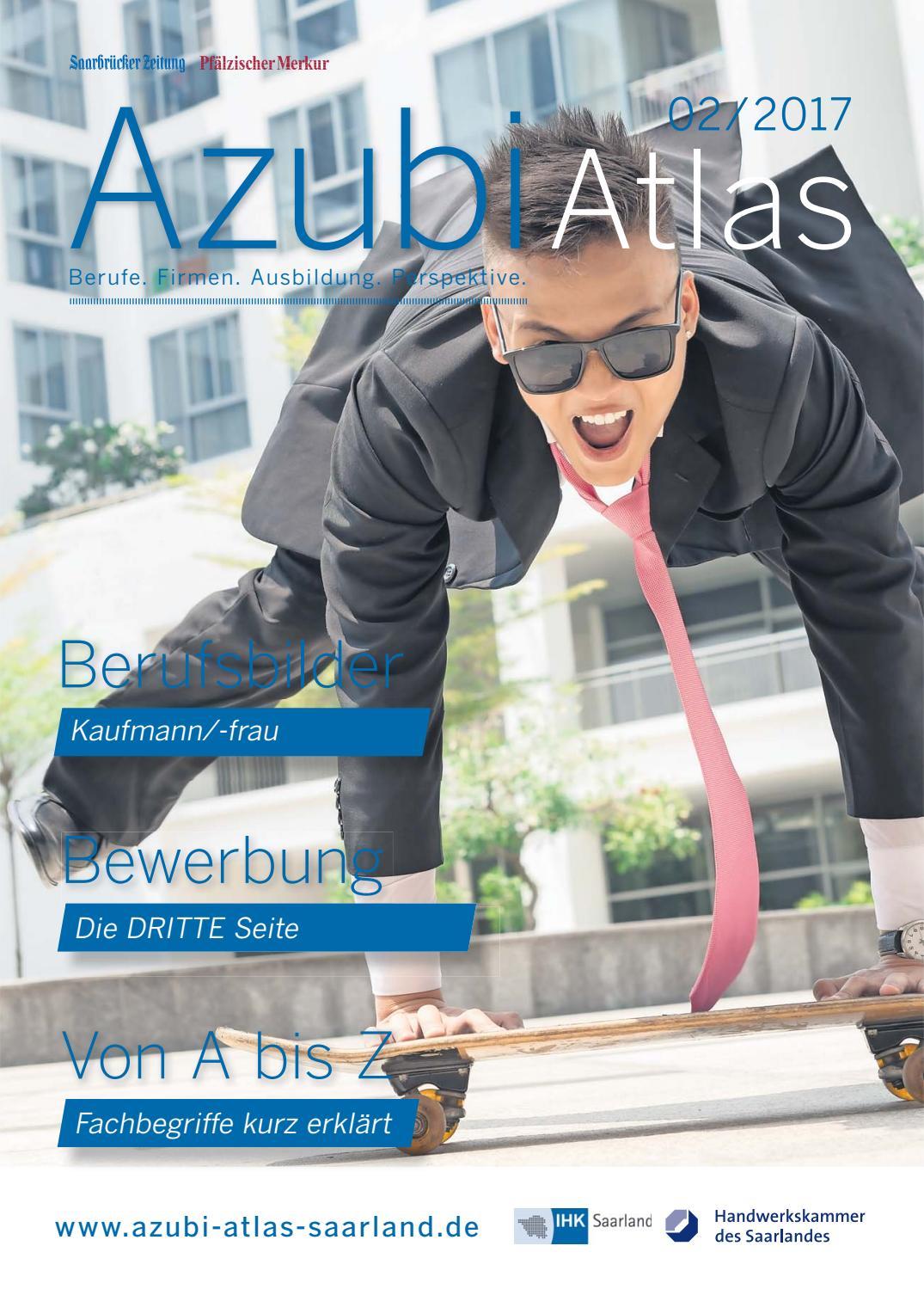 Azubi Atlas 022017 By Saarbrücker Verlagsservice Gmbh Issuu