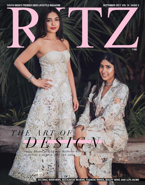Ritz September 2017 By Ritz Magazine Issuu