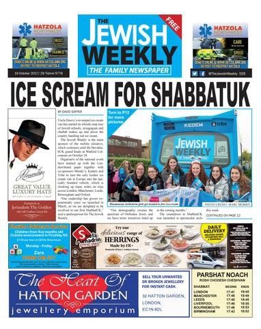 The Jewish Weekly 025 By The Jewish Weekly Issuu
