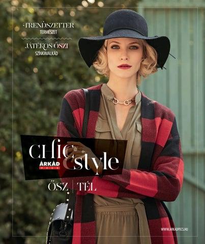 511ce1d968 CHIC&STYLE 2017 ősz-tél by Company Info Kft. - issuu