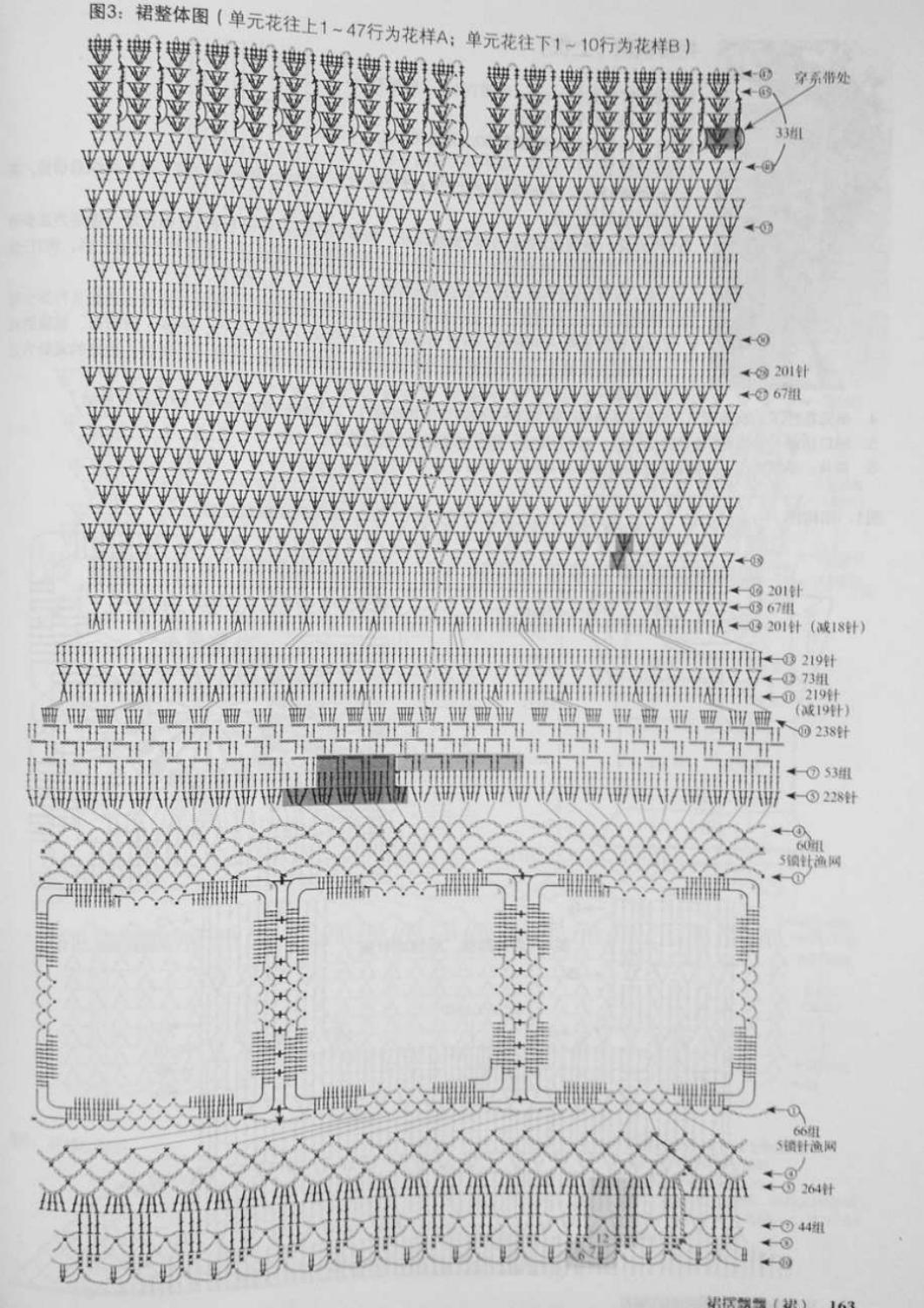 Crochet pull élégant vol 12 crochet facile page 110