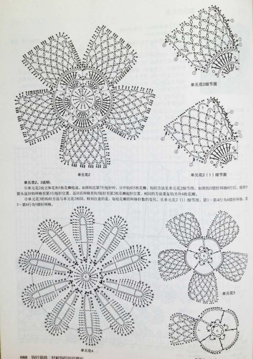 Crochet pull élégant vol 12 crochet facile page 119