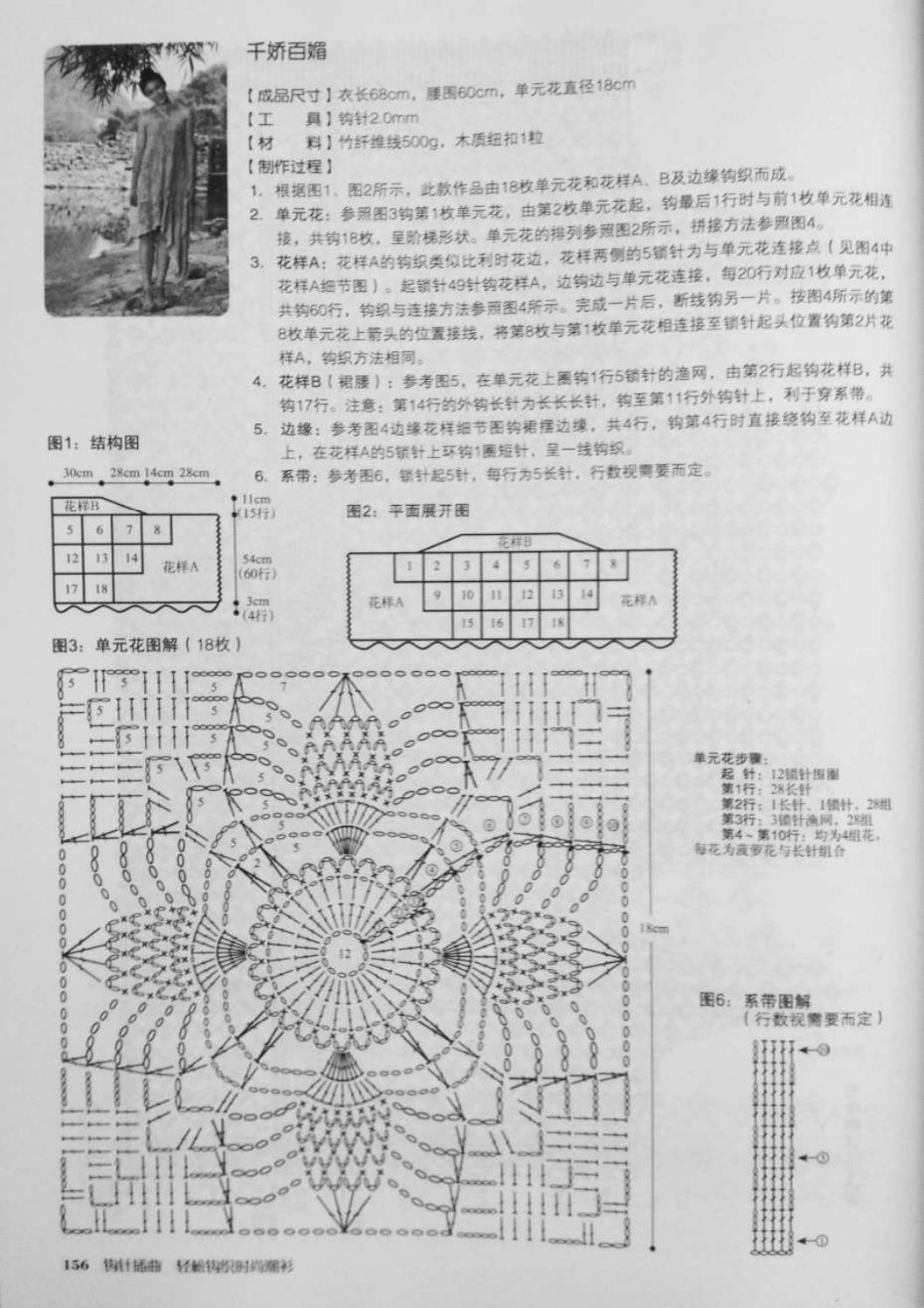 Crochet pull élégant vol 12 crochet facile page 124