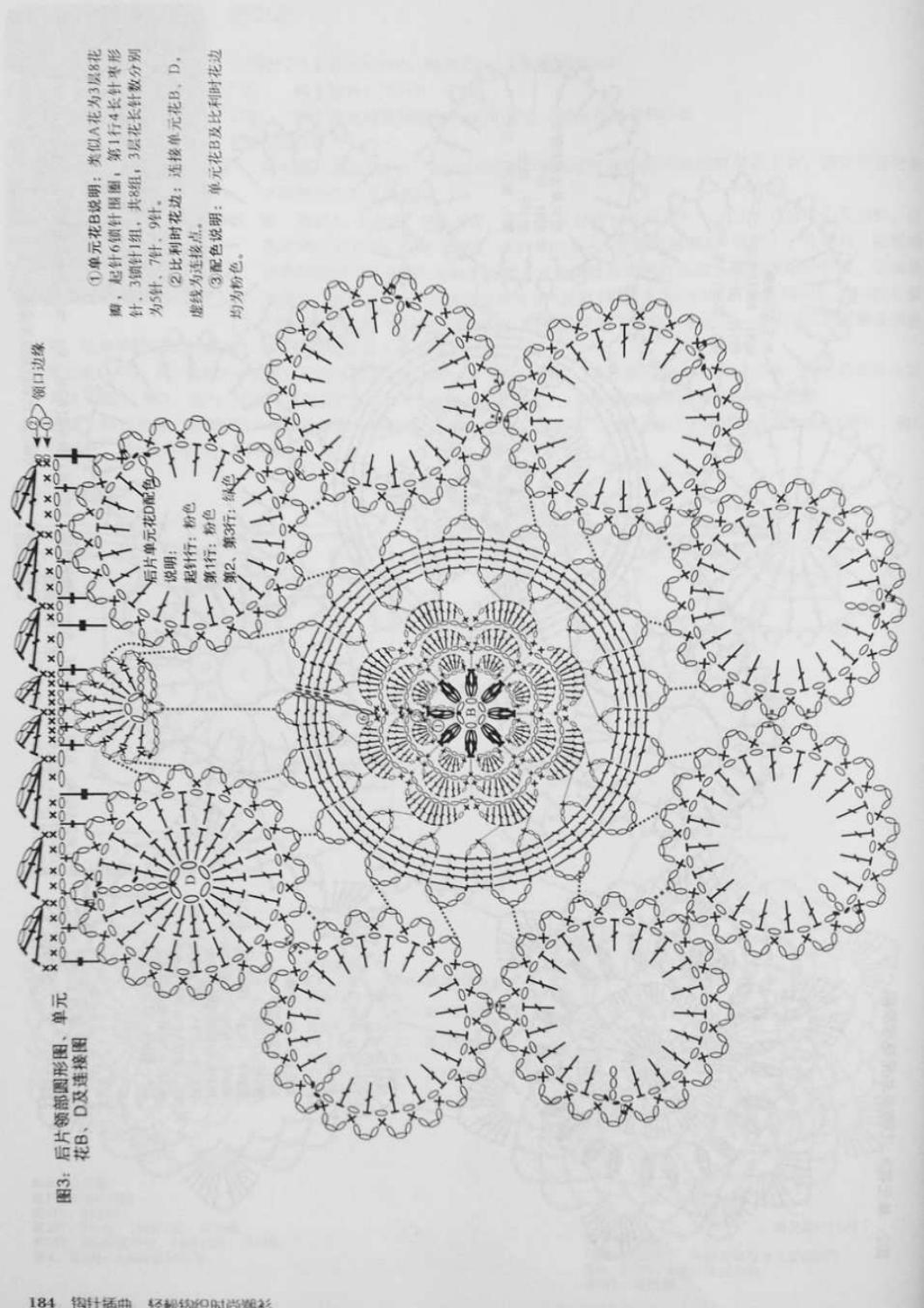 Crochet pull élégant vol 12 crochet facile page 131