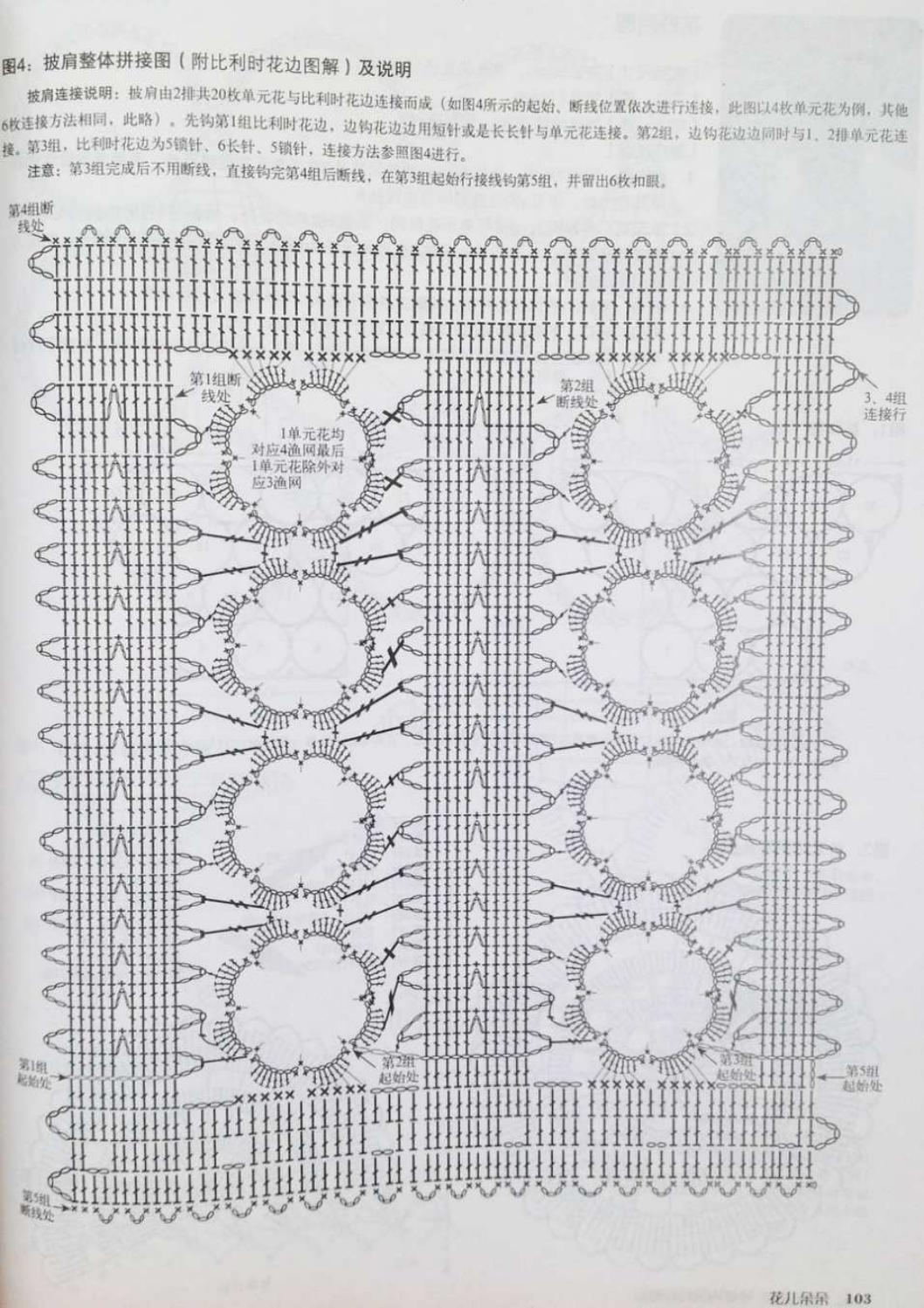 Crochet pull élégant vol 12 crochet facile page 145